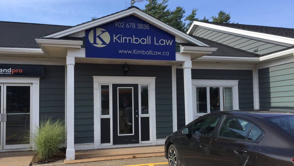 Kimball Law Office in Coldbrook, NS
